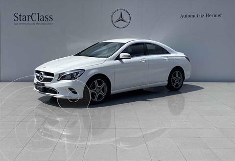 Mercedes Clase CLA 200 CGI Sport usado (2019) color Blanco precio $509,900
