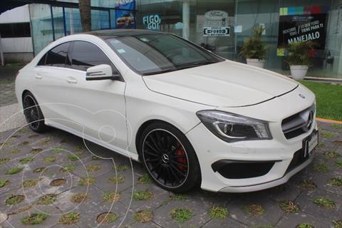 Mercedes Clase CLA 45 AMG usado (2015) color Blanco precio $560,000