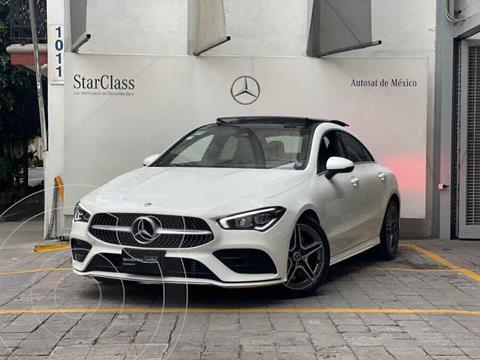 Mercedes Clase CLA 250 CGI Sport usado (2020) color Blanco precio $785,000