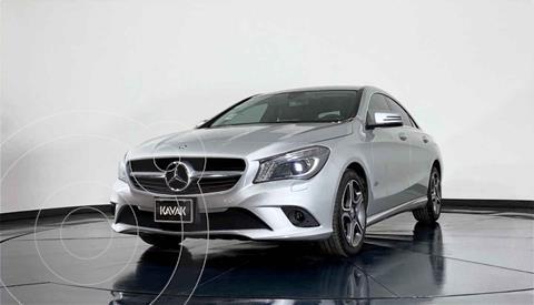 Mercedes Clase CLA 250 CGI Sport usado (2016) color Plata precio $377,999