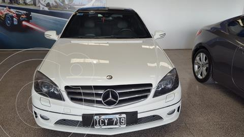 Mercedes Clase CLC 350 Sport Aut usado (2009) color Blanco financiado en cuotas(anticipo $1.175.000)