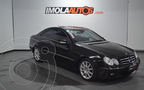 Mercedes Clase CLK 350 Elegance Coupe Aut usado (2008) color Negro precio $2.200.000