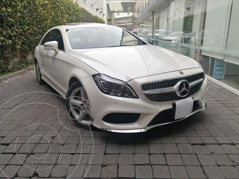Mercedes Clase CLS 400 CGI usado (2017) color Blanco precio $569,000