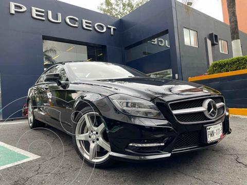Mercedes Clase CLS 500 usado (2014) color Negro precio $544,900