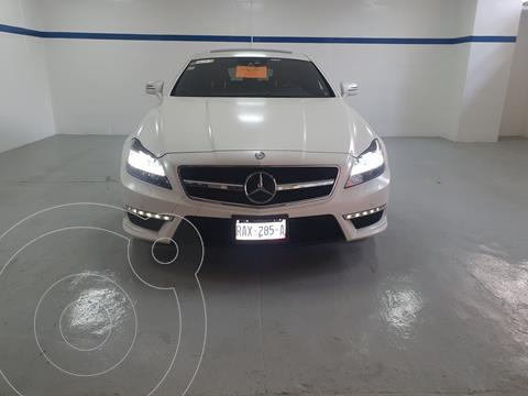 Mercedes Clase CLS 63 AMG Biturbo Shooting Brake usado (2014) color Blanco precio $610,000