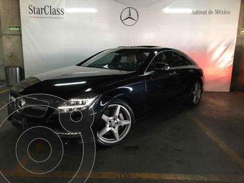 foto Mercedes Clase CLS 500 Biturbo usado (2014) color Negro precio $429,000