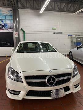 Mercedes Clase CLS 350 CGI usado (2014) color Blanco Diamante precio $405,000