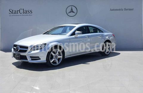 foto Mercedes Clase CLS 500 usado (2013) color Plata precio $429,900