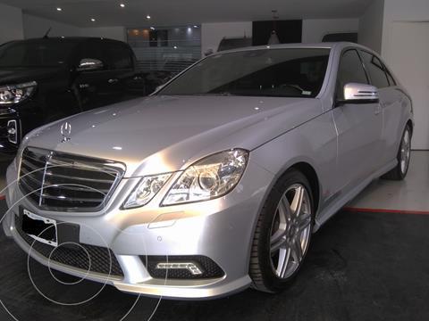Mercedes Clase E 300 Avantgarde usado (2011) color Plata Iridio precio u$s25.000