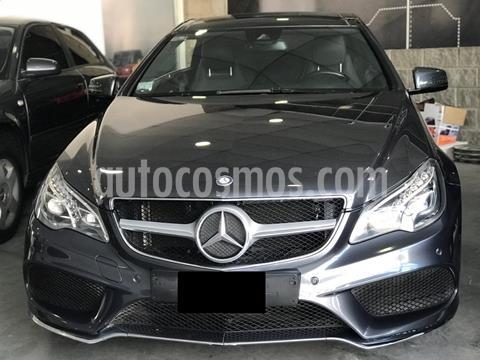 Mercedes Clase E 350 Sport Coupe usado (2018) color Negro precio u$s40.000