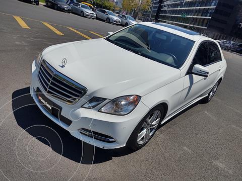 Mercedes Clase E 250 Avantgarde Sport CGi usado (2013) color Blanco precio u$s22.900