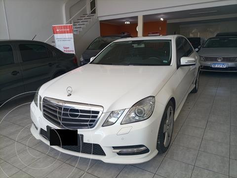Mercedes Clase E 250 Avantgarde Sport CGi usado (2013) color Blanco precio u$s20.900
