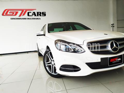 Mercedes Clase E 350 Avantgarde Aut usado (2014) color Blanco Diamante precio u$s35.000