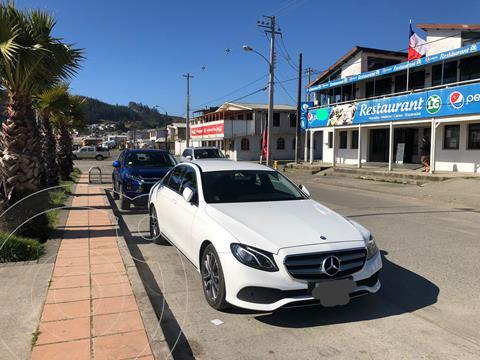 Mercedes Clase E 220 d usado (2017) color Blanco precio $24.500.000