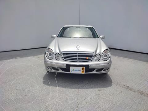 Mercedes Clase E 350 Aut usado (2005) color Plata Paladio precio $50.990.000