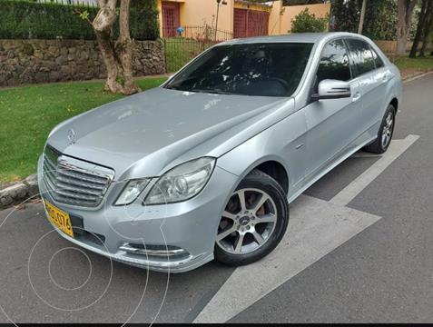 Mercedes Clase E 200 CGI usado (2011) color Plata precio $54.900.000