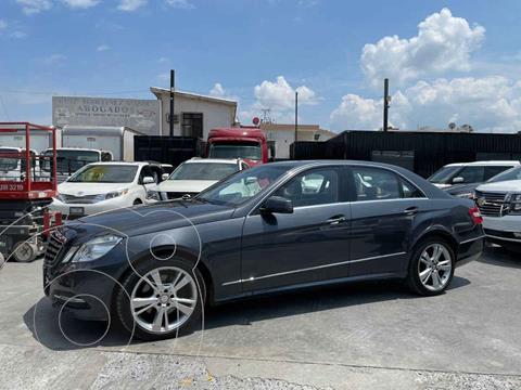 Mercedes Clase E 250 Guard usado (2013) color Gris precio $359,800