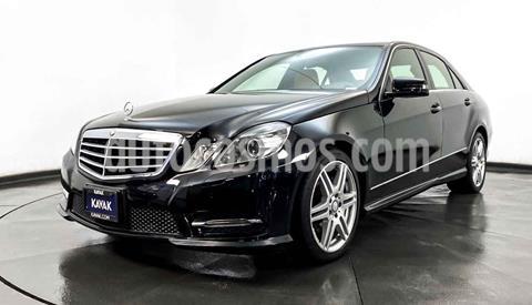 Mercedes Clase E 400 CGI Convertible usado (2014) color Negro precio $327,999
