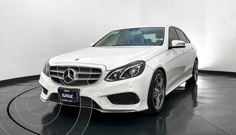 Mercedes Clase E 200 CGI Exclusive usado (2014) color Beige precio $357,999