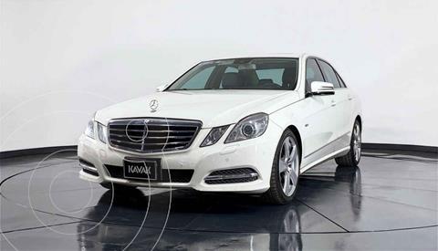 Mercedes Clase E Coupe 250 CGI usado (2012) color Blanco precio $244,999