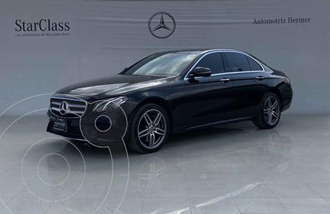 Mercedes Clase E 450 4MATIC Sport usado (2020) color Negro precio $1,099,900