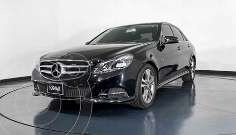 Mercedes Clase E 200 CGI Avantgarde usado (2016) color Blanco precio $359,999