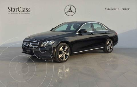 Mercedes Clase E 200 CGI Avantgarde usado (2019) color Negro precio $649,900
