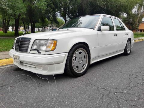 Mercedes Clase E 420 Elegance usado (1994) color Blanco precio $165,000
