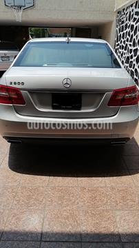 Mercedes Clase E 500 VR4 Blindado usado (2012) color Plata Iridio precio $400,000