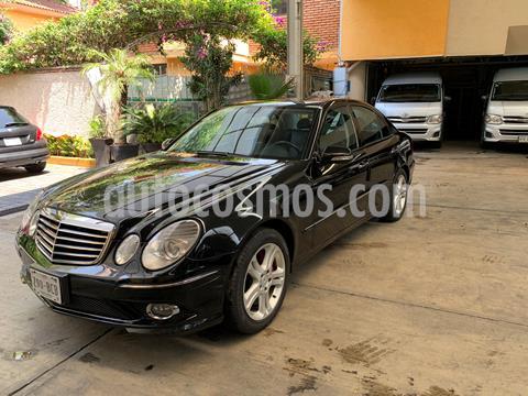 Mercedes Clase E 350 Sport usado (2008) color Negro precio $150,000