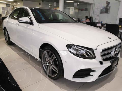 Mercedes Clase E 400 CGI Sport usado (2019) color Blanco precio $1,120,000