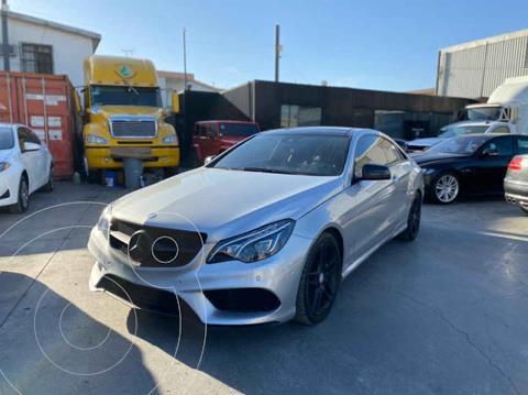 Mercedes Clase E Coupe 400 CGI usado (2014) color Plata precio $425,800