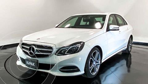 Mercedes Clase E Coupe 400 CGI usado (2016) color Blanco precio $382,999