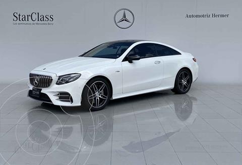 Mercedes Clase E 53 Coupe usado (2019) color Blanco precio $1,199,900