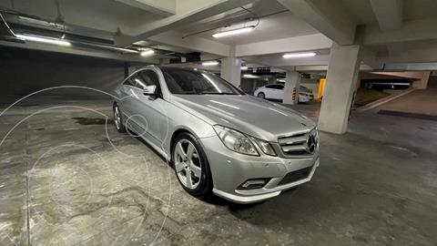 Mercedes Clase E 350 Sport usado (2011) color Plata Iridio precio $260,000
