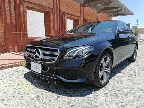 Mercedes Clase E 200 CGI Avantgarde usado (2020) color Negro precio $795,000