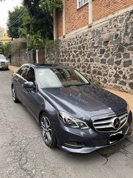 Mercedes Clase E 250 CGI Avantgarde usado (2016) color Gris precio $429,999