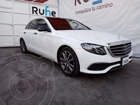 Mercedes Clase E 400 4MATIC Exclusive usado (2019) color Blanco precio $1,450,000