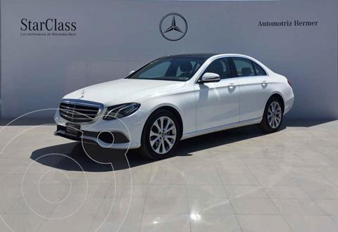 Mercedes Clase E 200 CGI Exclusive usado (2020) color Blanco precio $789,900