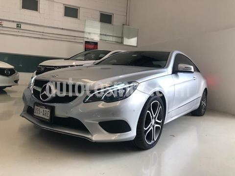 foto Mercedes Clase E Coupé 250 CGI usado (2017) color Gris precio $429,100