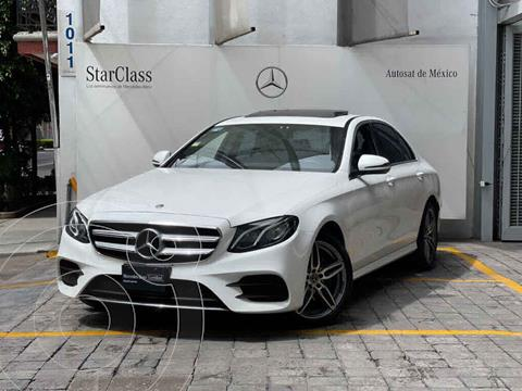 Mercedes Clase E 250 Avantgarde usado (2019) color Blanco precio $725,000