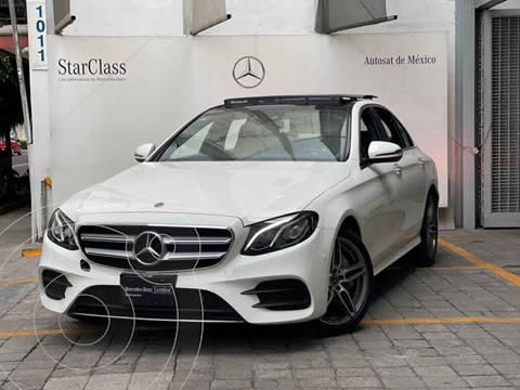Mercedes Clase E 400 CGI Sport usado (2019) color Blanco precio $1,090,000