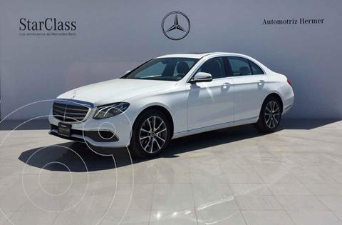 Mercedes Clase E 450 4MATIC Exclusive usado (2019) color Blanco precio $1,099,900