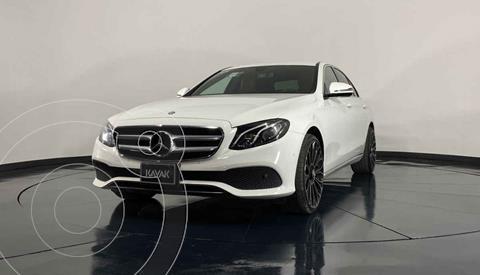 Mercedes Clase E 200 CGI Avantgarde usado (2017) color Blanco precio $472,999