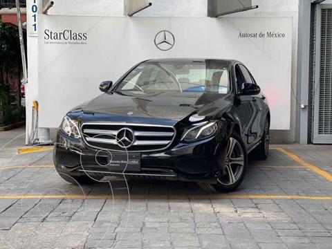Mercedes Clase E 200 CGI Avantgarde usado (2019) color Negro precio $690,000