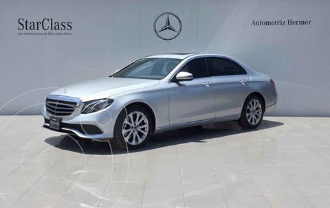 Mercedes Clase E 200 CGI Exclusive usado (2019) color Plata precio $689,900