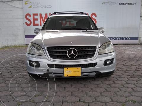 Mercedes Clase GL 450 usado (2008) color Gris Oscuro precio $200,000