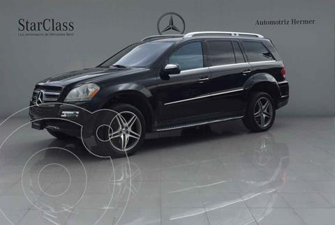 Mercedes Clase GL 500 usado (2010) color Negro precio $309,900