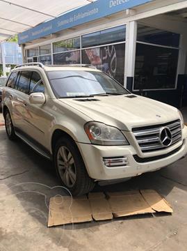Mercedes Clase GL 500 usado (2010) color Blanco precio $250,000