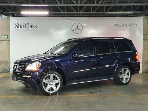 Mercedes Clase GL 500 usado (2012) color Azul precio $345,000